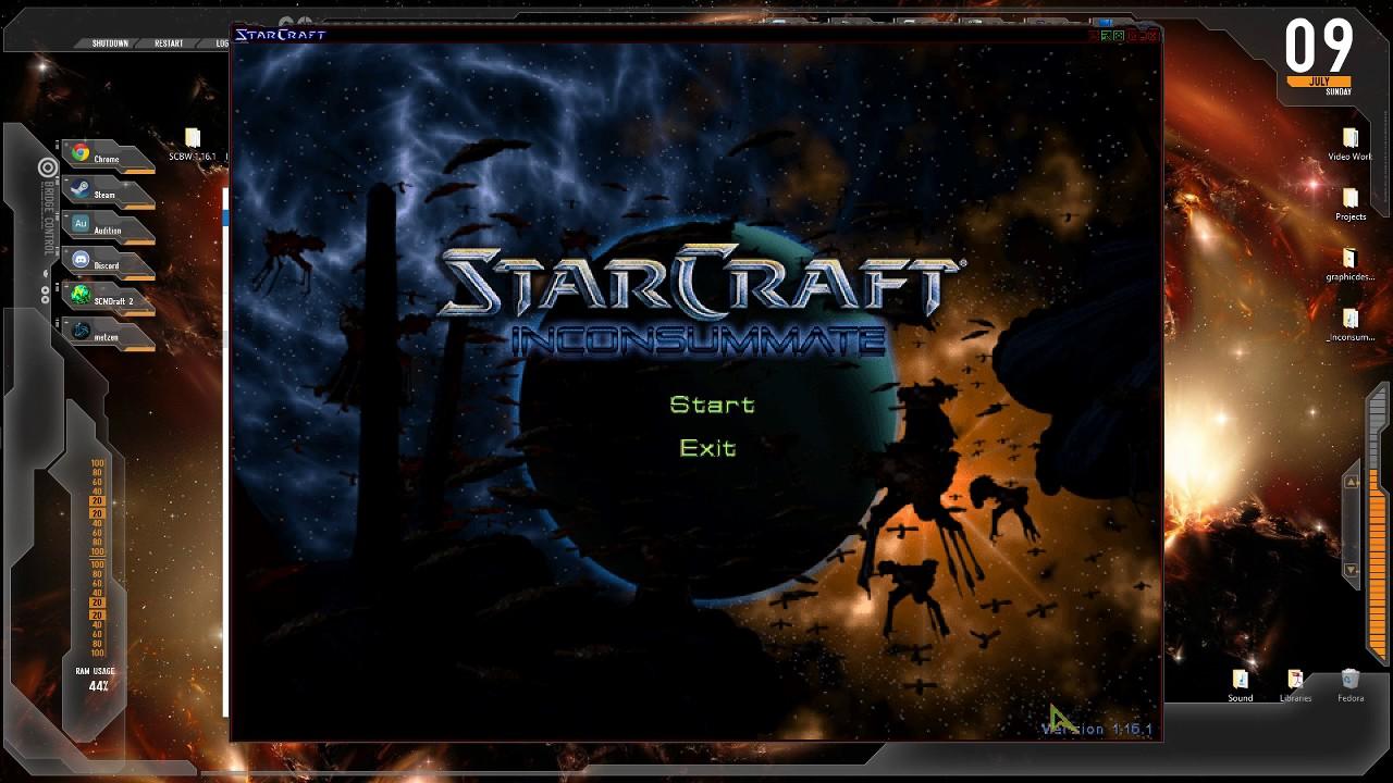 starcraft broodwar 1.16 1 download