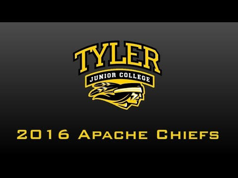 2016 Tyler Junior College Apache Chiefs Openning Session Intro