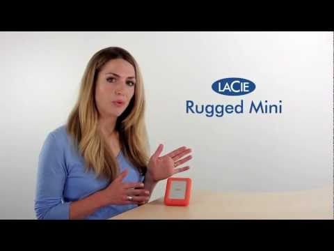 Introducing The Rugged Mini By LaCie