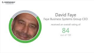 Faye Business Systems Group Employee Reviews - Q3 2018