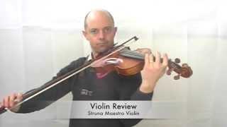 Violin Review. Which Violin to buy? $2000 to $3000 Struna Maestro vs Heinrich Gill W2 Violin