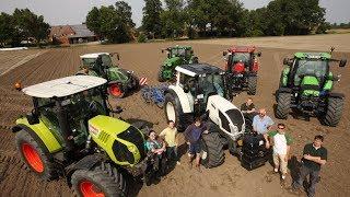 top agrar-Schleppertest 2013: Die stärksten Vierzylinder