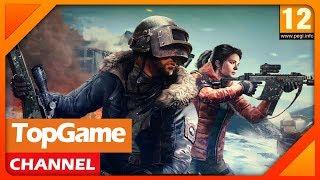 [Topgame] Top 9 game mobile miễn phí cực hay mới cập nhật 2018 | Free Games