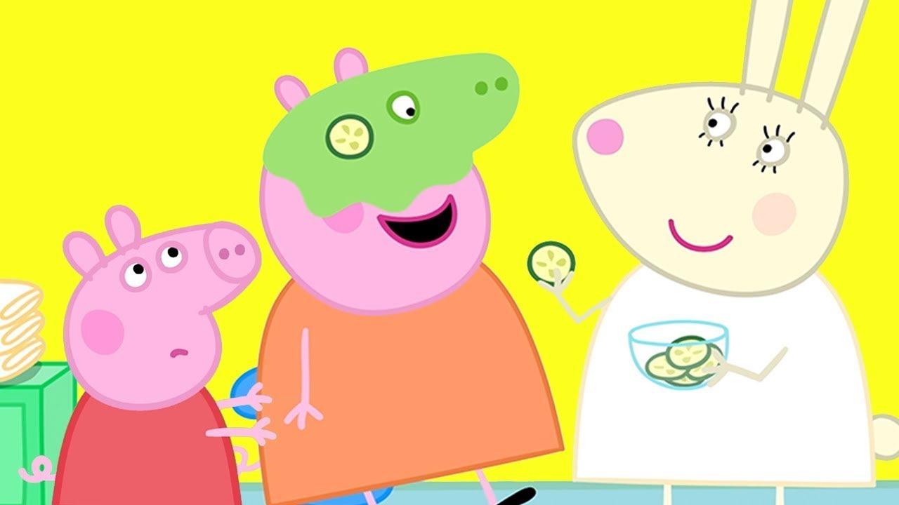 Peppa Pig en Español | Mamá Cerdita no se siente bien | Pepa la cerdita