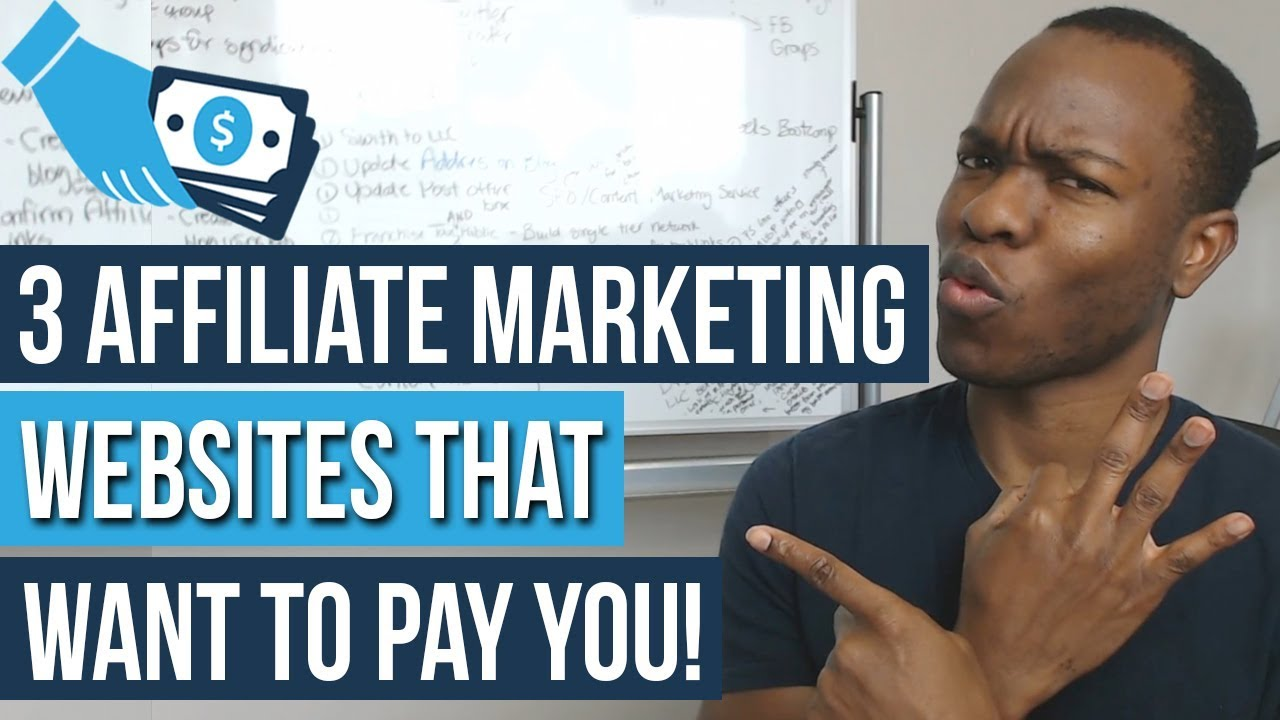 3 Best Affiliate Marketing Websites That Actually Want to Pay You Up to $3600+/month Commissions