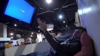 Tecnetico CEDIA: tu televisor, escondido pero al alcance
