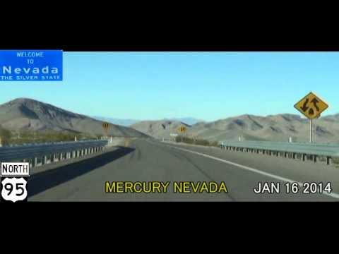 Las Vegas NV to Beatty NV 2014