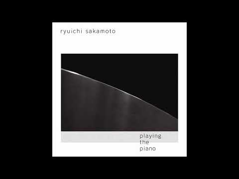 Ryuichi Sakamoto ‎- Playing The Piano (Japan Self Selected)