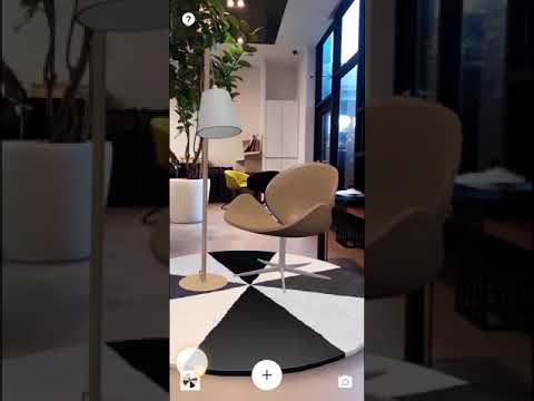 Urbanbase AR  Tutorial (with ARCore)
