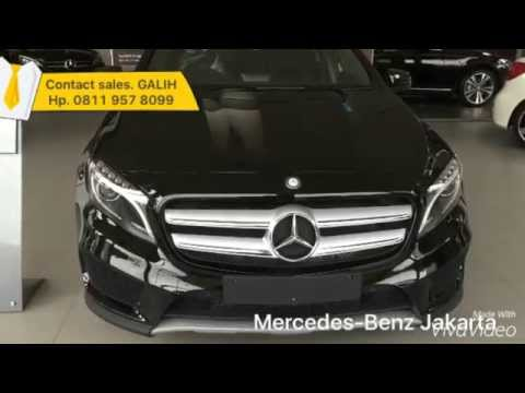 PROMO NEW MERCEDES BENZ GLA 200 SPORT 2015 INDONESIA