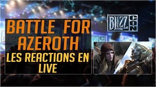 Baixar Cinématique BATTLE FOR AZEROTH - Réactions de Public de la BLIZZCON !