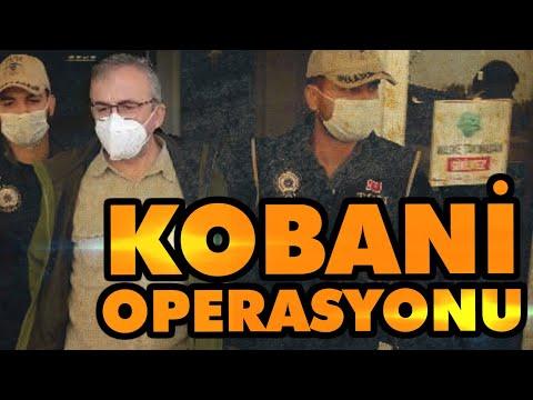 Kobani Olayları Operasyonu | Sırrı Süreyya Önder ve Ayhan Bilgen Gözaltında
