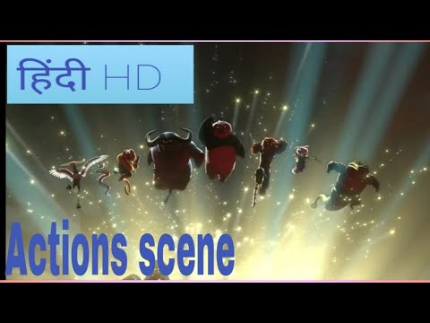 Download Kung fu panda 2 Hindi best Scene part (4/6)