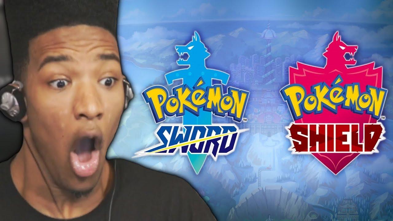 Etika Reacts To Pokemon Sword And Shield Memes Pokemon Direct