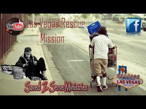 Las Vegas Rescue Mission - 'KINGDOM' - Luis Sanchez