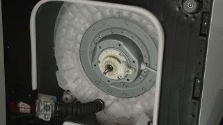 Loud or Noisy Washer? – LG Top-Load Washer Clutch & Tub Bearing Replacement (Part #3661EA1009E)