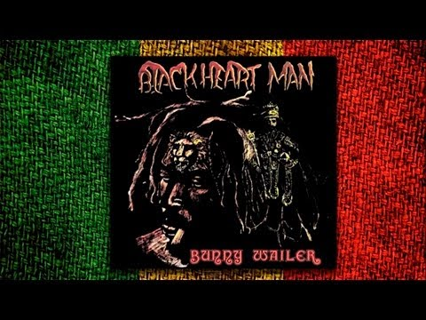 Mix - Bunny Wailer - Blackheart Man (Álbum Completo)
