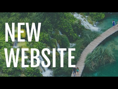 Launching our NEW website!