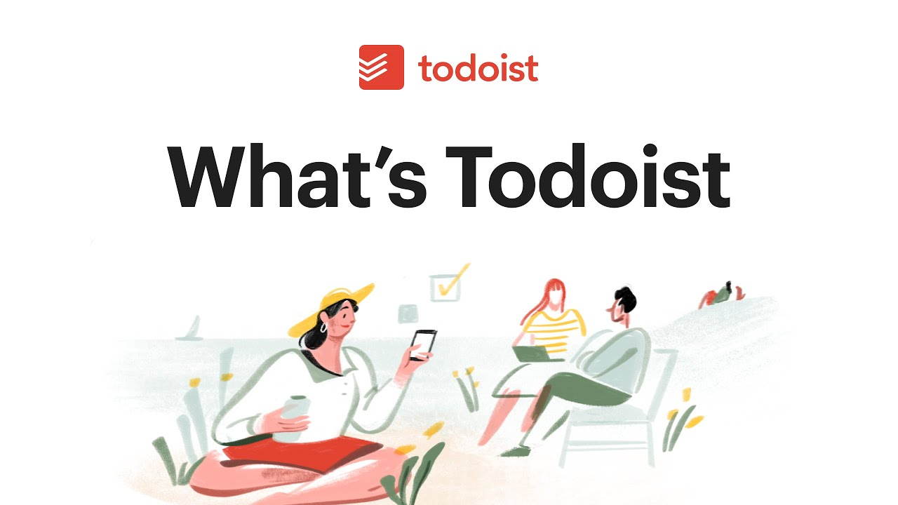 What's Todoist? - YouTube