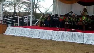 Grace  Mugabe - George (Charamba), You  cannot separate  President and his  wife
