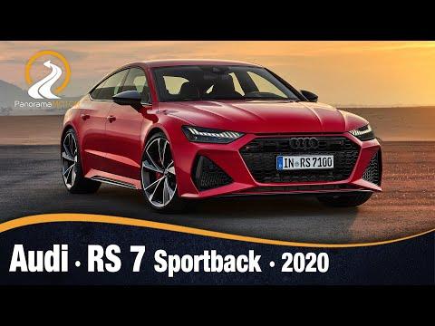 Audi RS 7 Sportback 2020 | Información Prueba Review | Escucha su sorprendente sonido al final...