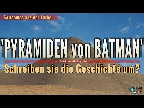 Die Pyramiden von Batman in der Türkei - Eine Sensation wie Göbekli Tepe?!