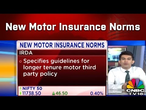 New Motor Insurance Norms | 3 Year Insurance Needed | Power Breakfast | CNBC-TV18