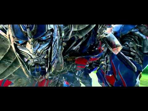 Transformers: La era de la extinción - Trailer final en español (HD)