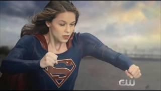 Супергерл 2 сезон, трейлер