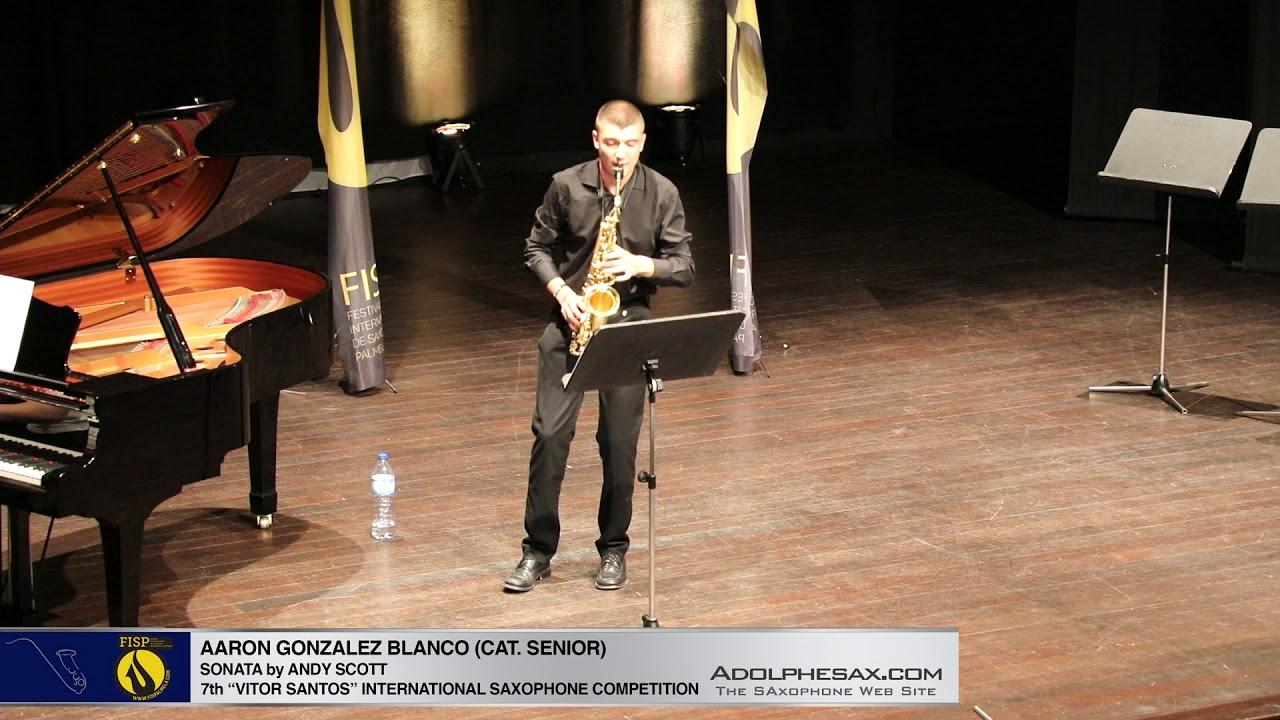FIS Palmela 2019 - Aaron Gonzalez Blanco - Sonata by Andy Scott