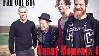"""Fall Out Boy """"VERY BEST"""" Funny Moments. 100% Guarantee Of Laughter 4"""