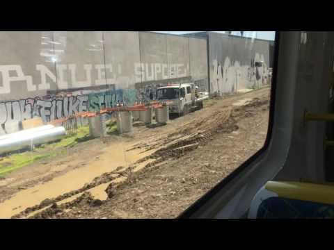 Metro Trains: Cranbourne to Flinders Street (Limited Express Service) Part 1 - To Clayton