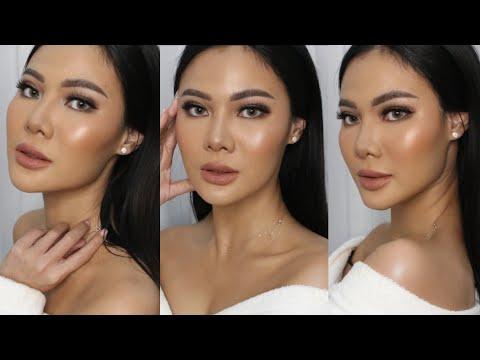BRIDAL TECHNIQUES REVEALED  My wedding makeup tutorial thumbnail
