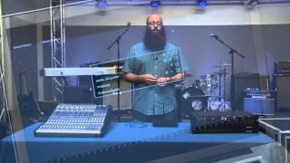PreSonus StudioLive AI and RM Mixers AVB Stage Box Setup: Direct Connection