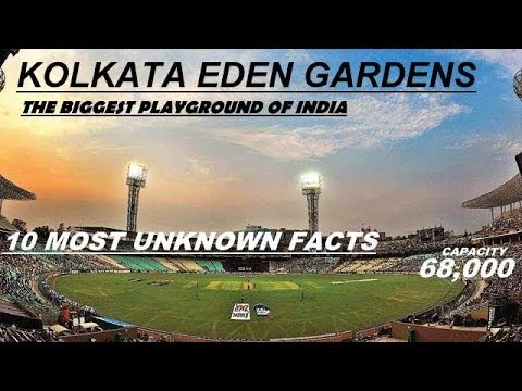 KOLKATA EDEN GARGENS II SEAT/ CAPACITY/ PAVILLION II MOST UNKNOWN FACTS II