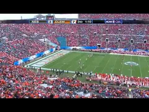2009 Gator Bowl - Nebraska vs Clemson