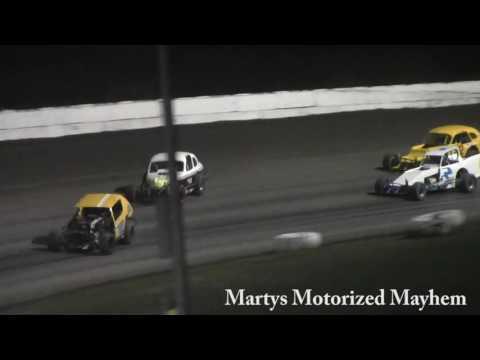 Mohawk International Raceway Vintage Modified Heat 1