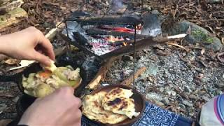 大失敗な秋のミニマムソロキャンプ (Part17) solo camping minimum equipment.