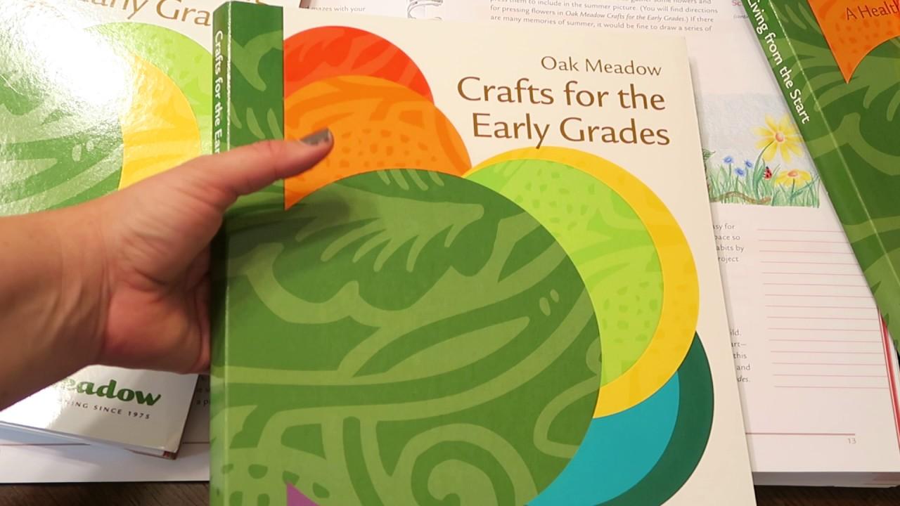 Oak Meadow Kindergarten Curriculum Overview