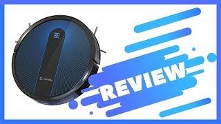 Coredy R650 Robot Vacuum Cleaner Review ✔️ Unboxing & Demo