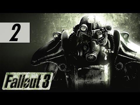 "Fallout 3 - Let's Play - Part 2 - ""Dat Ass In Dat Jumpsuit""   DanQ8000"