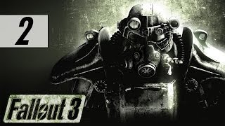 "Fallout 3 - Let's Play - Part 2 - ""Dat Ass In Dat Jumpsuit"" | DanQ8000"