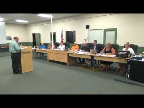 Carrabelle City Commission Meeting July 7, 2016