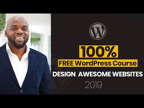 Getting Started With WordPress 2019