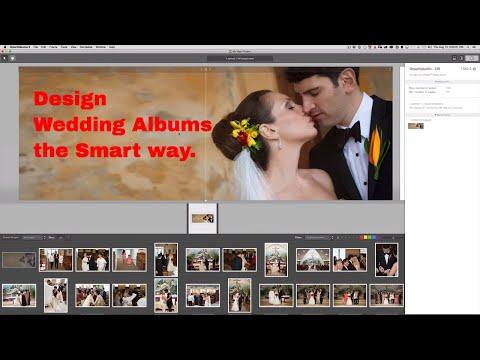 Designing Graphistudio Albums using Smart Album 2