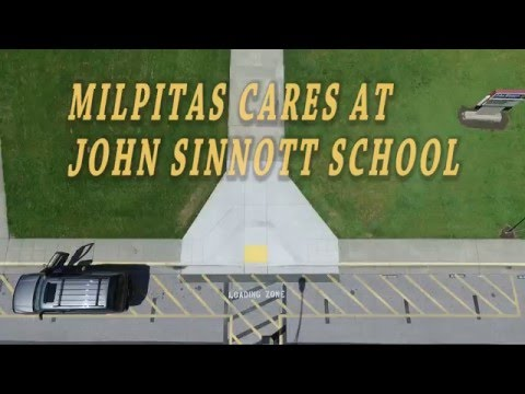 Milpitas Cares at John Sinnott Elementary School