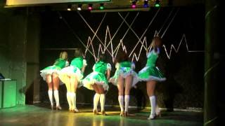 "Баварская Полька, шоу-балет ""ТАИС"" Москва"