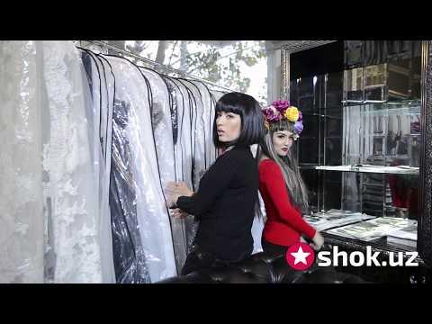 Актриса Луиза Расулованинг қайноқ хароратли фотосессия жараёнидан видео