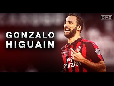 Gonzalo Higuain - AC Milan - Goals & Skills - 2018/19 - HD Mp3