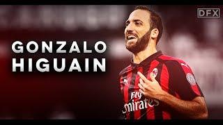 Gonzalo Higuain - AC Milan - Goals & Skills - 2018/19 - HD
